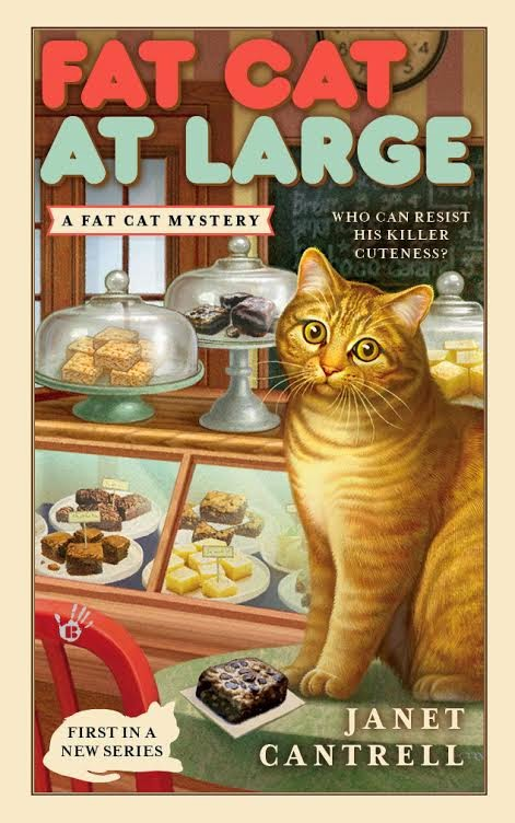 FAT CAT AT LARGE cover