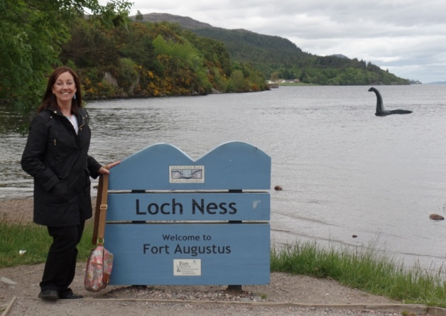 Janice Loch Ness1