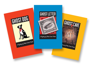 Helen Currie Fosters Ghost books